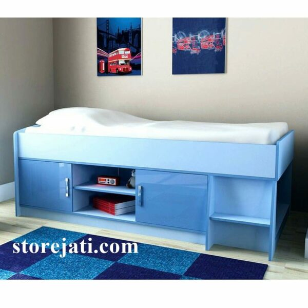 tempat tidur anak susun minimalis