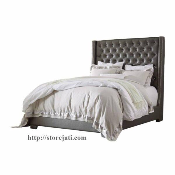 harga tempat tidur mewah modern