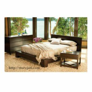kamar tidur set minimalis modern