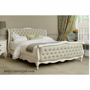 tempat tidur jepara mewah