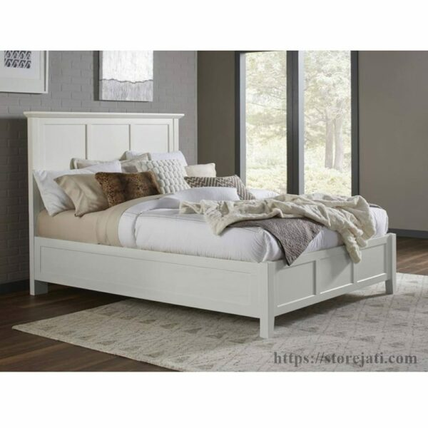 tempat tidur minimalis jepara