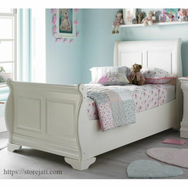 tempat tidur anak perempuan murah